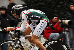 Alejandro Borrajo bei der Tour of California 2009