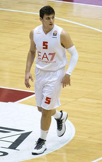 LBA Finals MVP - Alessandro Gentile (2014)