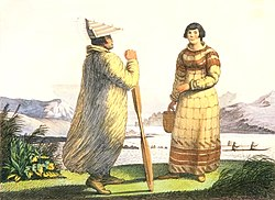Aleut Indians Clothing http://en.wikipedia.org/wiki/Aleut_people