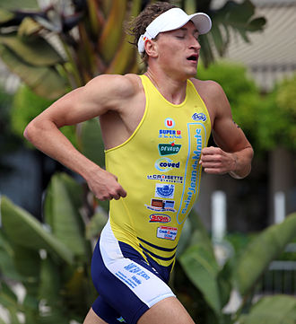 Alexander Bryukhankov - Alexander Bryukhankov at the Grand Prix triathlon in Nice, 2011.