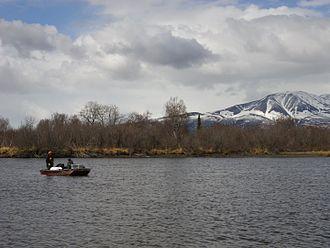 Alexander Creek (Susitna River) - Alexander Creek (Susitna River) in Matanuska-Susitna Borough, Alaska