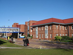 Broadgreen Hospital - Alexandra Wing, Broadgreen Hospital