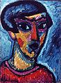 Alexej von Jawlensky Kopf in Blau.jpg