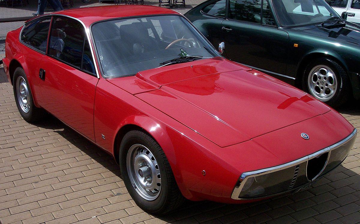 Alfa Romeo Junior Zaga...
