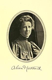 Alice Moore Hubbard