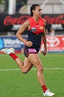Aliesha Newman Australian rules footballer