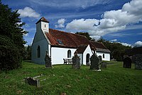 All Saints Church - Chalbury - geograph.org.uk - 924256.jpg