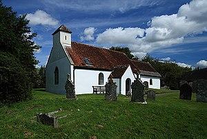 Chalbury - Image: All Saints Church Chalbury geograph.org.uk 924256