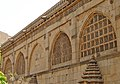 All four windows on the western wall of Sidi Saiyyed Mosque, Ahmedabad.jpg