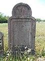 Alszegi temető, Takáts sír †1860, 2019 Kunszentmiklós.jpg