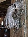 Alter Türklopfer bei Begur.jpg