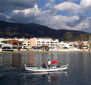 Edremit, Balıkesir - Altınoluk resort center near Edremit