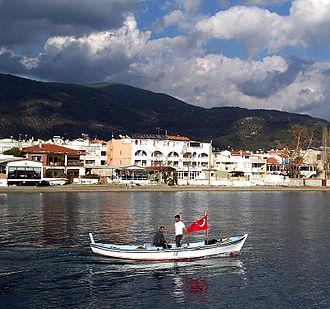 Edremit, Balıkesir - Altınoluk resort center near Edremit