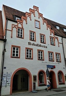 Am Stein in Ingolstadt