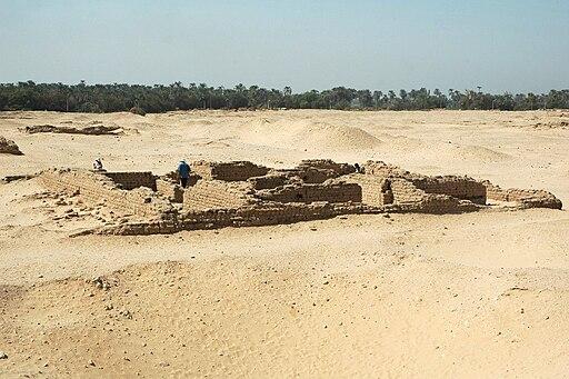 Amarna-Haus-des-Thutmosis-2