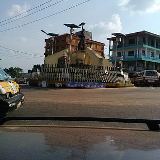 Amawbia - Amawbia Roundabout