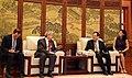 Ambassador Branstad Delivers Remarks on U.S.-China Economic Relations Peking University, September 15, 2017 (37154605711).jpg