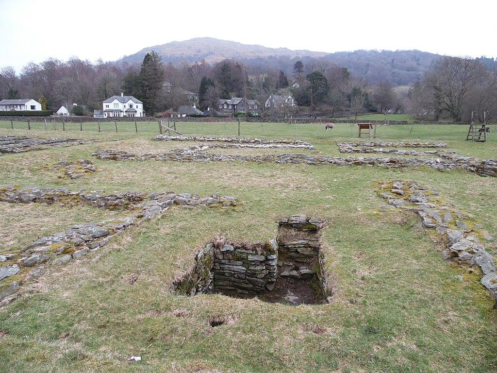 Ambleside Roman Fort, Cumbria 18