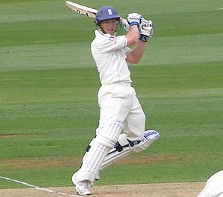 Tim Ambrose Australian born English cricketer