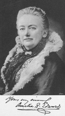 Amelia B Edwards 1890 in Amerika.jpg