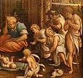 Amico aspertini, adorazione dei pastori, 1530 ca. 08.jpg