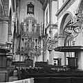 Amsterdam. Interieur van de Westerkerk met het grote orgel en de preekstoel, Bestanddeelnr 918-1328.jpg