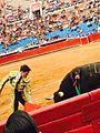 An der Plaza Mexiko Stierkampf 2.jpg