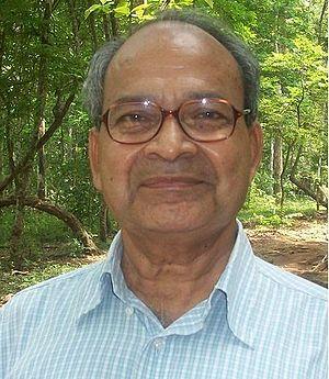 Anand (writer) - Image: Anand p sachidanandan 2