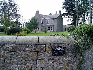 Ancroft Manor