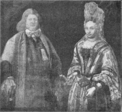 Anders Kjærulf and Margrete Dortea Braës.png