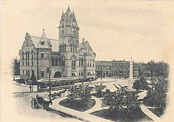 Anderson (South Carolina) Courthouse Square.jpg