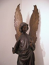 Angel of Humbert (left angel).JPG