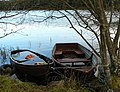 Anglers' boats on Loch Scoly - geograph.org.uk - 1052067.jpg