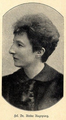 Anita Augspurg in 'Die Woche' 1899.png