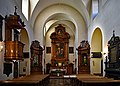 Annunciation of the Blessed Virgin Mary Church (interior), 11 Loretanska street, Piasek, Krakow, Poland.jpg