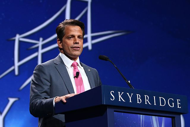 Anthony Scaramucci at SALT Conference 2016