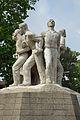 Anti Terrorism Raju Memorial - 1997 CE - Sculpture by Shaymal Chowdhury - University of Dhaka Campus - Dhaka 2015-05-31 1951.JPG