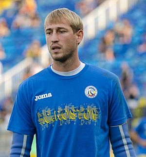 Anton Amelchenko - With FC Rostov in 2013