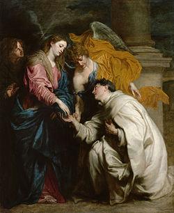 Anton van Dyck - The Vision of the Blessed Hermann Joseph - Google Art Project.jpg