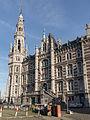 Antwerpen, toren van het loodswezengebouw oeg6232 foto10 2014-12-14 13.33.jpg
