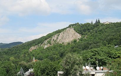 Menetrendek Apáthy-szikla tömegközlekedéssel