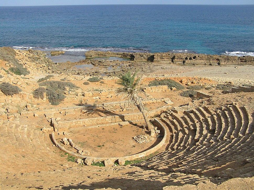 Apollonia teatern