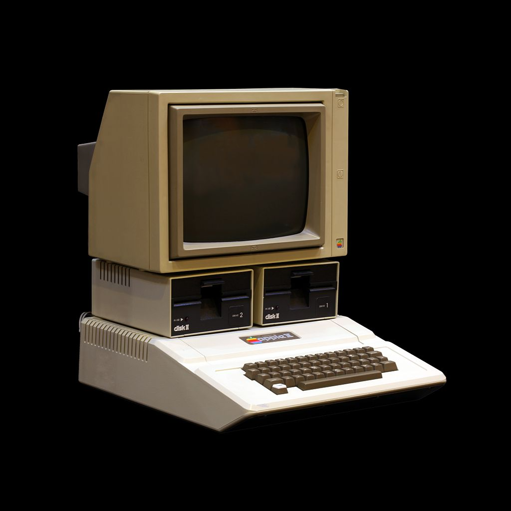 Un Apple II