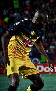 Aquivaldo Mosquera Colombian footballer