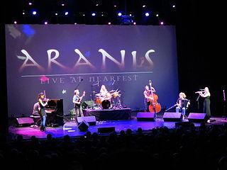 Aranis Flemish avant-rock group