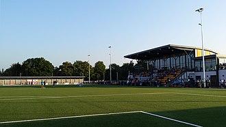 Slough Town F.C. - Arbour Park in 2017