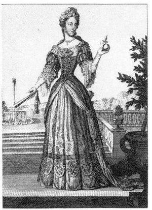 Archduchess Maria Magdalena of Austria (1689–1743) - Image: Archduchess Maria Magdalena of Austria 1689 1743