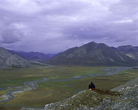 Anwr Alaska Map.Arctic National Wildlife Refuge Wikipedia