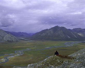 Arctic National Wildlife Refuge - Refuge during summer