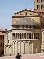 Arezzo Santa Maria della Pieve abside.JPG